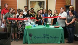 Robert Perea The Fernley Reporter Atlas Counseling Services celebrated a ribbon cutting ceremony last Thursday. June 23.