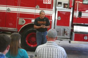 Fernley High School coach Ralph Dunn talks about his remembrances of Jayme King,