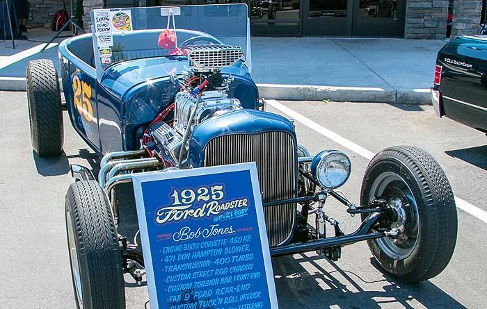 Photos: Pioneer Classic Car Charity Event, Aug. 20