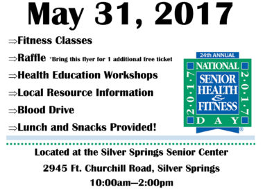 Lyon County Human Services hosting Healthy Aging Expo May 31