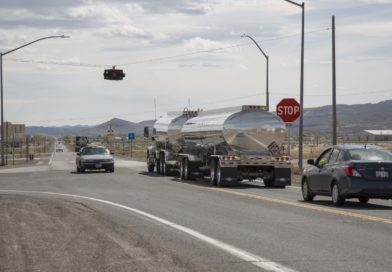 Minor travel delays to take place May 31 at U.S. 50/U.S. 95A Intersection in Silver Springs
