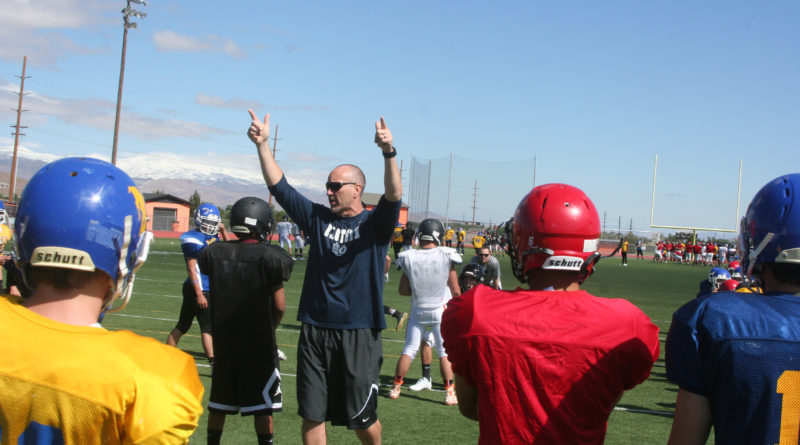 Vaquero football hosting Eastern Oregon camp this week