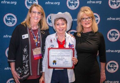 National Federation of Republican Women recognizes local club for achievement