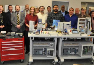 Students working in manufacturing, industry make time to earn Siemens Credential at WNC