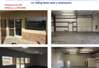 Open House being held Monday for strip mall