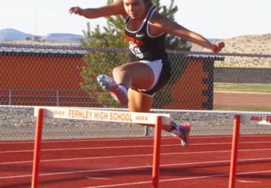 Fernley track team posts strong numbers during busy week