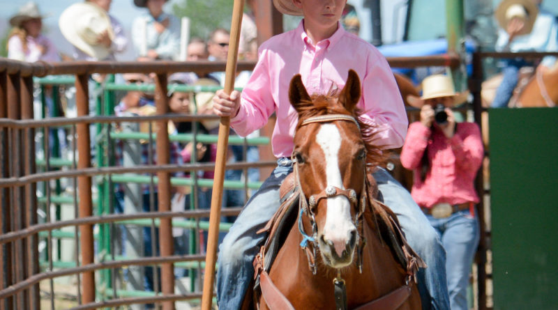 Silverland student qualifies for National Junior High Finals Rodeo