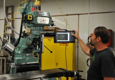 WNC receives donation from TRAK Machine Tools