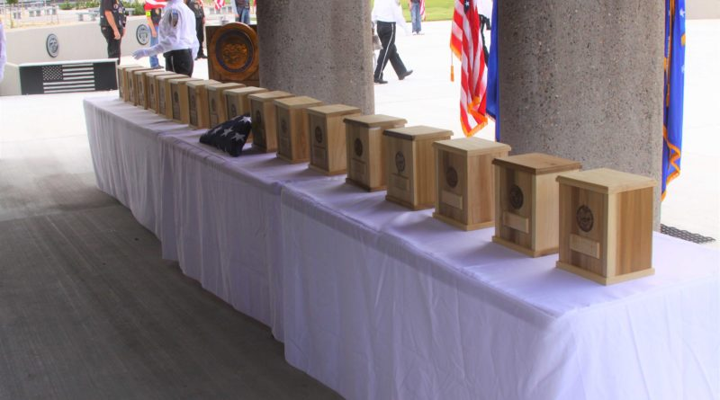Unclaimed veterans honored in ceremony