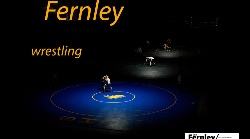 Photos: Fernley wrestling at 3A State Tournament, #2