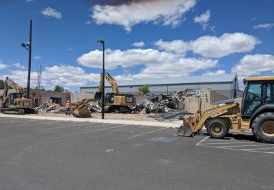 County begins demolition of old jail building