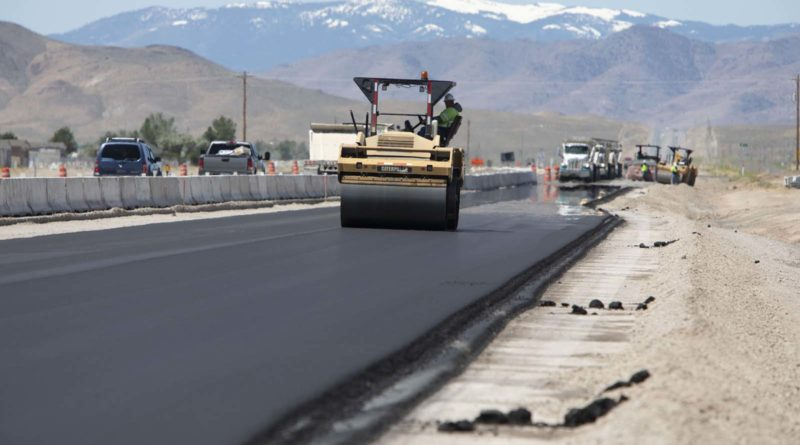NDOT announces minor detours and lane shifts on U.S. 50 in Stagecoach