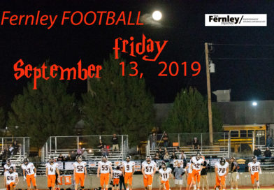 Photos: Fernley football at Lowry, Sept. 13