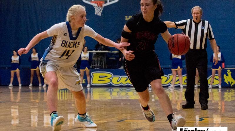 Photos: Fernley girls basketball at Lowry, Dec. 10