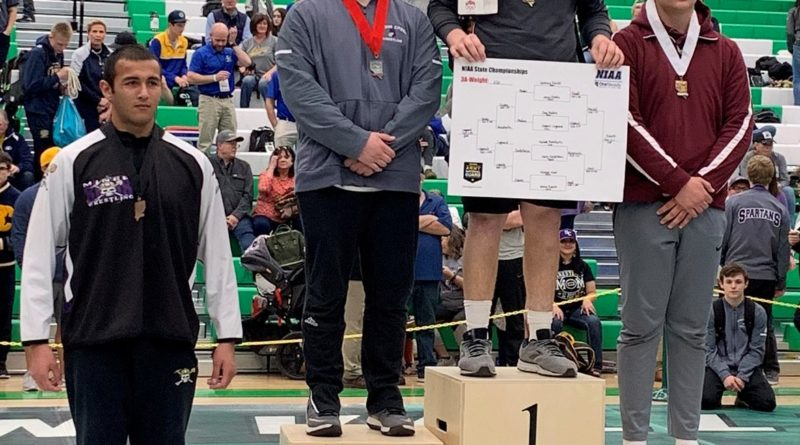 Piroddi fulfills promise with State title