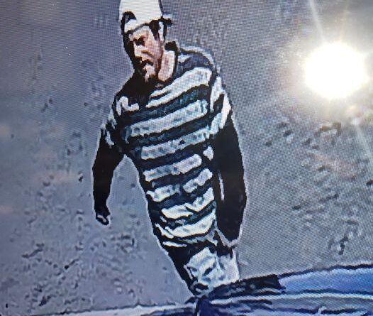 Sheriff's office looking for battery suspect