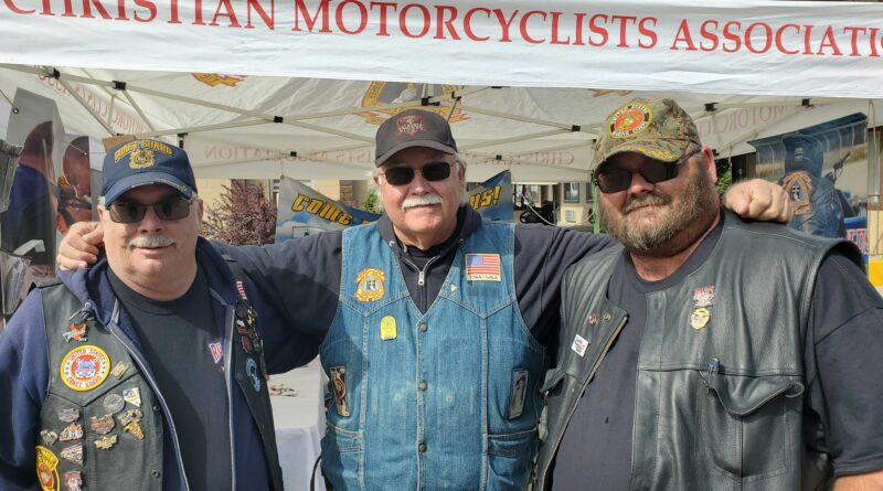 Christian Motorcyclists Nevada Prayer Ride stopping off in Fallon Sunday