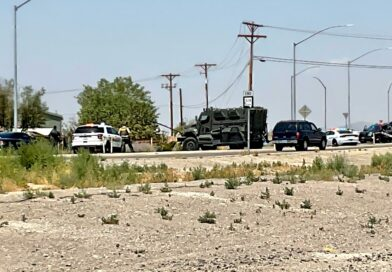 Robbery suspect arrested after standoff